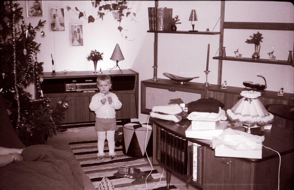 Innscannet 135 negativ - 1959 Jul på Setermoen