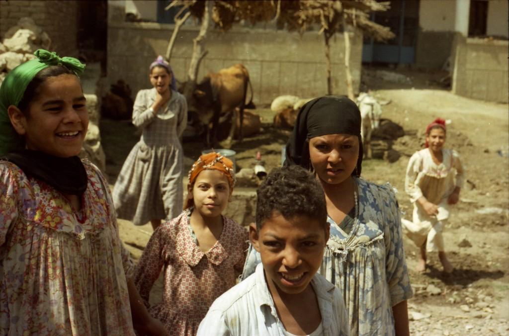 Innscannet 135 negativ i farge fra Kairpo i 1976